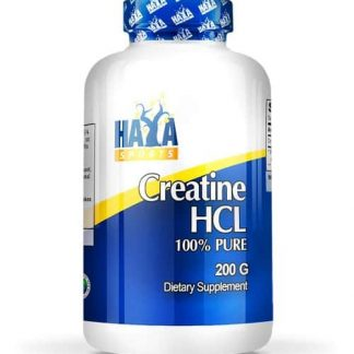 creatina hcl idrocloruro 200g haya labs integratore ergogenico