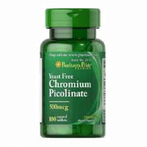 cromo picolinato minerale per regolare la glicemia ed evitare lo stoccaggio del grasso