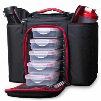 borsa porta pasti innovator 500 colore nero