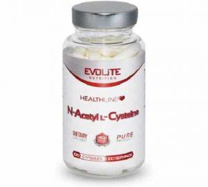 nac n-acetyl cisteina evolite nutrition