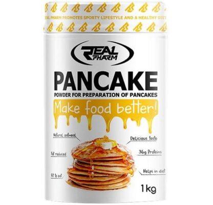 pancake proteici in polvere preparato di avena e siero proteine wpc ottimo per cucinare deliziose e ipocaloriche frittelle