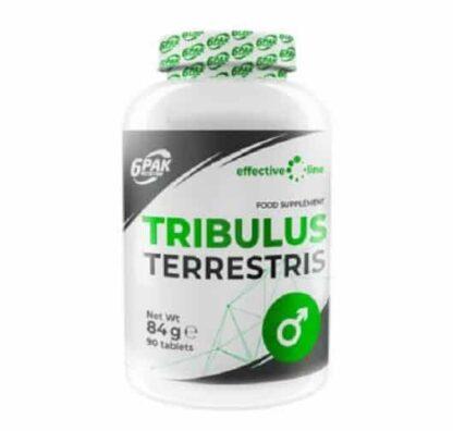 tribulus terrestris 90 integratore anabolizzante naturale ricco di protodioscina e altri terpeni