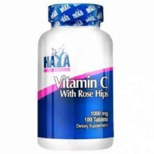 vitamina c 1000 rosa canina 250cps integratore antiossidante e immuno stimolante