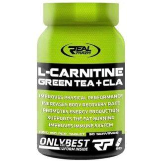 carnitine & te verde + cla dimagrante metabolico e di sostegno all'ossidazione del grasso