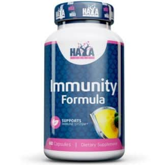 immunity formula integratore per sostenere le difese immunitarie realizzato con estratti e micronutrienti contiene anche fungo reishi