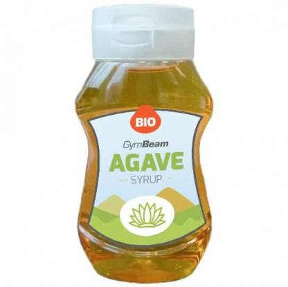 sciroppo agave biologico dolcificante naturale a basso apporto calorico e spinta insulinica ridotta ideale da sostituire allo zucchero