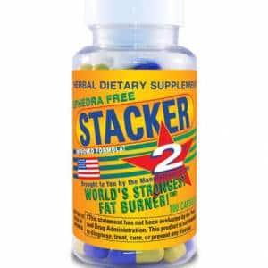 stacker 2 strongest fat burner dimagrante metabolico e di controllo dell'assorbimento degli zuccheri