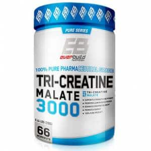 tri creatine malato integratore ergogenico per il body building