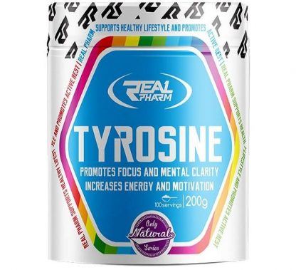 tyrosine powder metabolismo booster dimagrante metabolico di spinta tiroidea