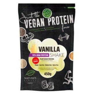 vegan protein shake bio proteina vegana nutrisslim