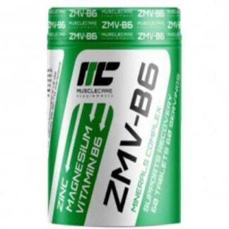 zmv testo booster integratore anabolico naturale abase di zinco, magnesio e vitamina b6