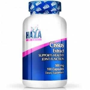 cissus quadrangularis per la funzionalità delle articolazioni e come antiossidante