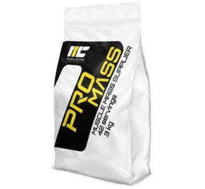 pro mass supplier prodotto per la massa a base di carboidrati e proteine con creatina e taurina