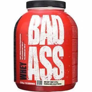 wpc whey bad ass proteina in polvere dal siero di latte concentrato a rapido rilascio ematico