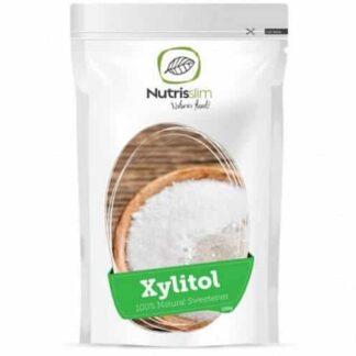 xilitolo vegan dolcificante ipocalorico non cariogeno ottimo anche come lassativo naturale