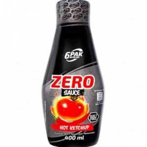 zero syrup sauce salsa ipocalorica sia dolce che salata e senza glutine