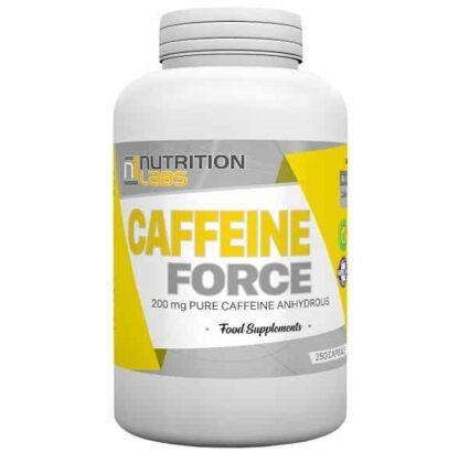 caffeine force integratore di caffeina anidra ideale per dimagrire in fretta