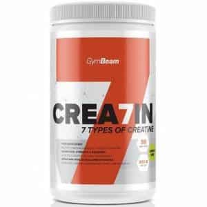 crea7in powder integratore di sette diversi tipi di creatina ottimo pre e post allenamento