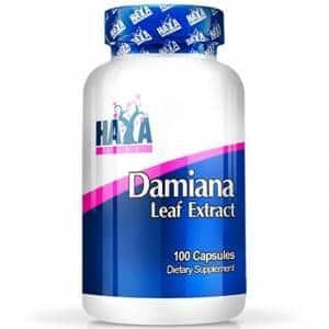 damiana estratto di foglie afrodisiaco rinvigorente antiossdiante e anti età