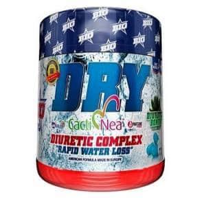 dry diuretic complex integratore drenante e diuretico ad alto dosaggio a base di estratti vegetali