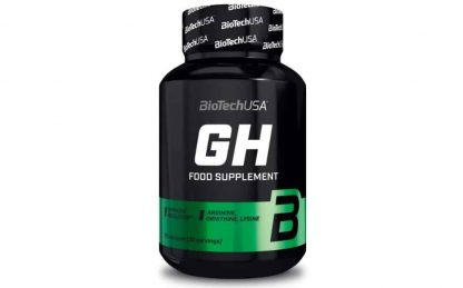 gh hormone regulatore integratore di aminoacidi per stimolare il rilascio della somatotropina naturale