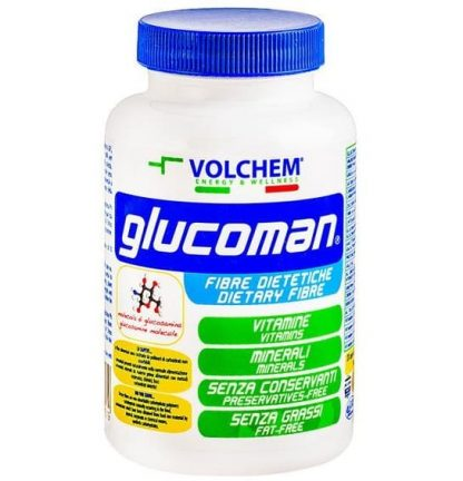 glucoman fat loss dimagrante a base di fibre e altri estratti vegetali arricchito di micronutrienti