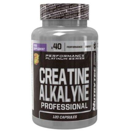 kre alkalyn professional creatina alcalina per migliorare forza e massa muscolare nel body building