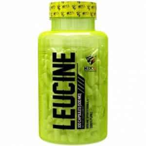 leucina 500mg integratore anabolico a antiproteolitico ideale per accrescere e mantenere la massa muscolare