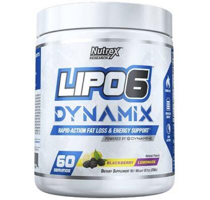 lipo-6 dynamix dimagrante metabolico, lipoitico e termogenico super concentrato
