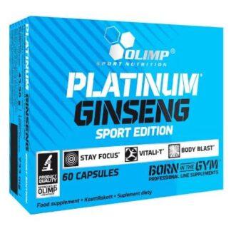 platinum ginseng sport edition integratore adattogeno e afrodisiaco naturale