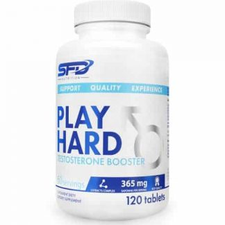 play hard testo booster integratore anbolizzante e di sexual stamina