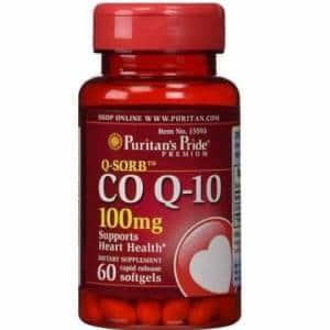 q-sorb q10 integratore di coenzima ubichinone antiossidante e ringiovanente