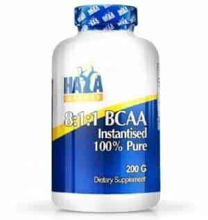 sports bcaa 8 1 1 aminoacidi ramificati puri di grado farmaceutico