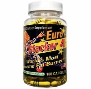 stacker-4 fat burner dimagrante termogenico metabolico a base di estratti vegetali ad alto dosaggio di caffeina
