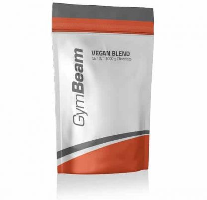 vegan protein blend proteina vegetale senza glutine