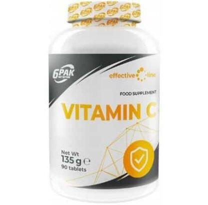 vitamin c effective integratore di vitamina c ad alto dosaggio, antiossidante e ringiovanente