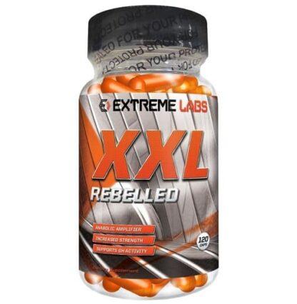 xxl rebelled integratore per stimolare il testosterone naturale
