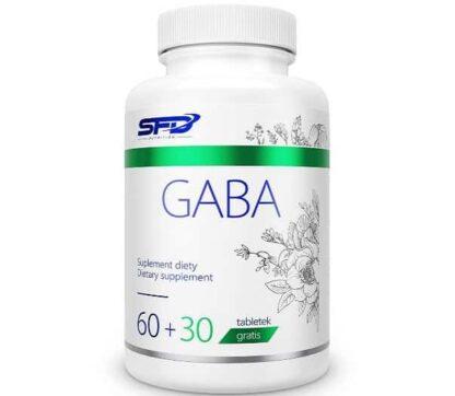 gaba 750mg integratore di acido gamma ammino butirrico ottimo come rilassatore neurale e precursore di gh