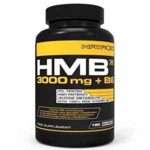 hmb 3000 integratore di idrossi metil butirrato anabolico e anticatabolico derivante dalla leucina