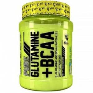 glutamine bcaa in polvere ideale per recuperare meglio dopo i pesi