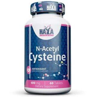 n-acetyl cisteine 600mg antiossidante ed epatoprotettore utile come salutistico e sportivo