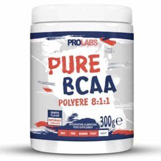 pure bcaa powder 8 1 1 integratore di ramificati in polvere ottimo come anabolico e anticatabolico muscolare