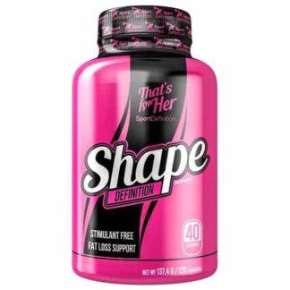 shape definition for her dimagrante termogenico e metabolico per le donne