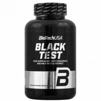 black test testo mantenance anabolizzante naturale a base di fieno greco