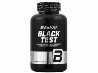 black test testo mantenance anabolizzante naturale a base di fieno greco