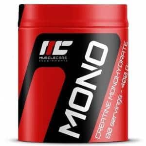 crea mono powder integratore di creatina monoidrato pura per energia e volume muscolare
