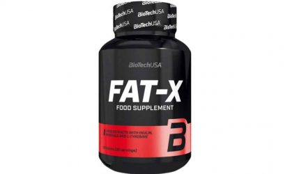 fat-x fat burner dimagrante metabolico con echinacea e altri composti