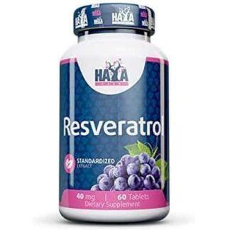 resveratrolo 40mg antiossidante antiage e di aiuto per le vene varicose