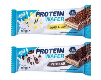 wafer proteico 6pak spuntino delizioso e nutriente a base di proteine del latte