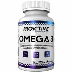 omega-3 plus vita e integratore di acidi grassi essenziali arricchito di vitamina e ottimo antiossidante